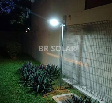 8W All In One Solar Light à Singapour
